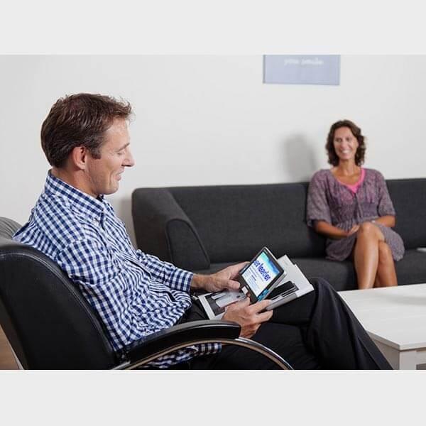 Loupe numérique Compact 7 HD lecture