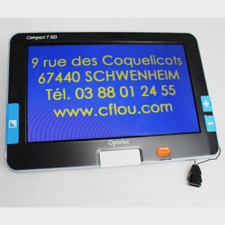 Loupe électronique Compact 7 HD contrastes