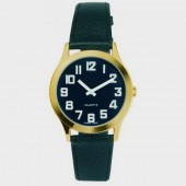 Montre homme gros chiffres fabrication Suisse