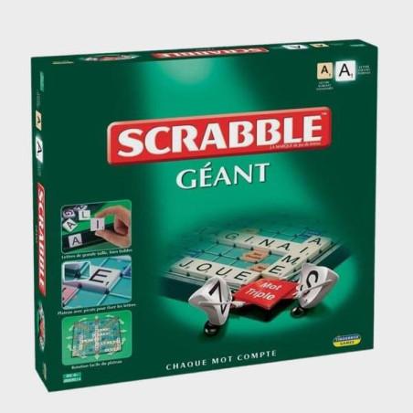 Scrabble Géant pour Malvoyant