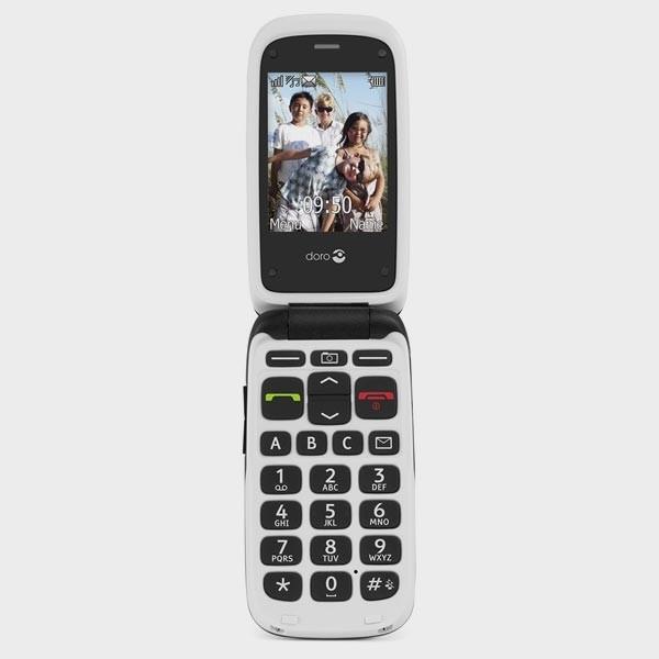 doro phone easy 605 cat gorie mobile seul. Black Bedroom Furniture Sets. Home Design Ideas