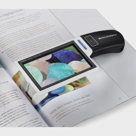 Loupe électronique Mobilux Digital Touch Haute Définition