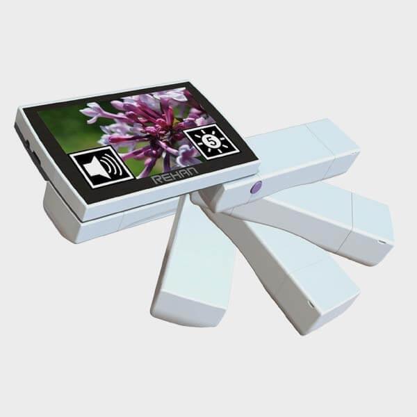 Loupe électronique Looky HD Touch