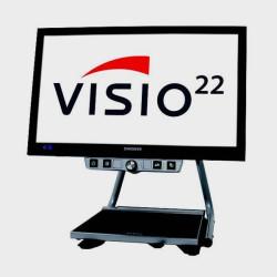 Télé agrandisseur VISIO 22 de Baum