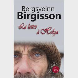 Livre gros caractères - La Lettre à Helga - Birgisson Bergsveinn