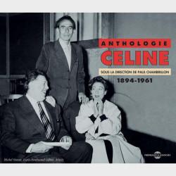 Livre audio - ANTHOLOGIE 1894-1961 - LOUIS FERDINAND CELINE