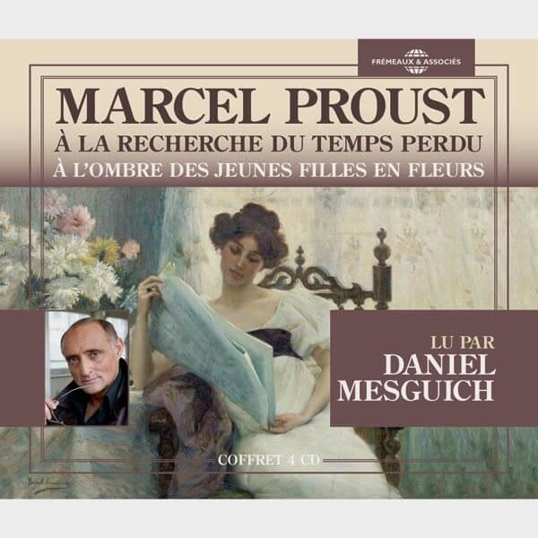 Livre audio et sonore - À L'OMBRE DES JEUNES FILLES EN FLEURS - MARCEL PROUST