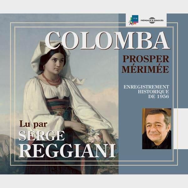 Livre audio et sonore - COLOMBA - PROSPER MERIMEE