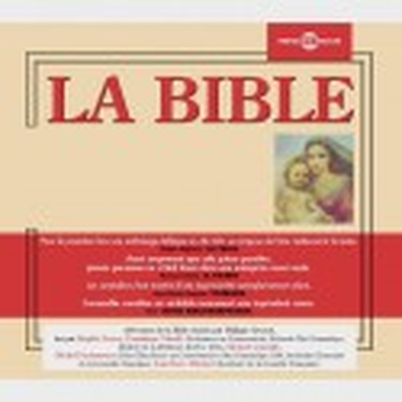 Livre audio - LA BIBLE - ANCIEN ET NOUVEAU TESTAMENT