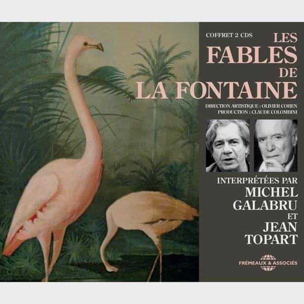 Livre audio et sonore - LES FABLES DE LA FONTAINE