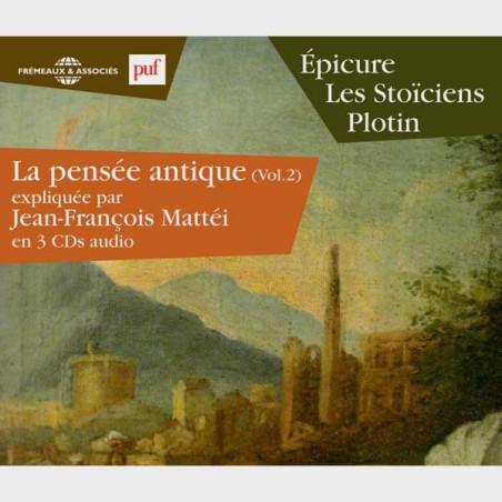 Livre audio - ÉPICURE - LES STOÏCIENS - PLOTIN