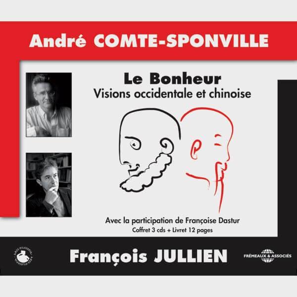 Livre audio et sonore - LE BONHEUR - VISIONS OCCIDENTALE ET CHINOISE