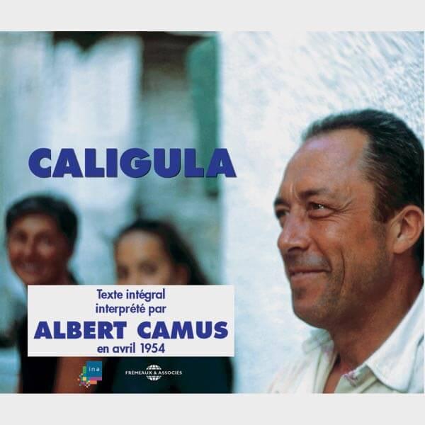 Livre audio et sonore - CALIGULA - ALBERT CAMUS