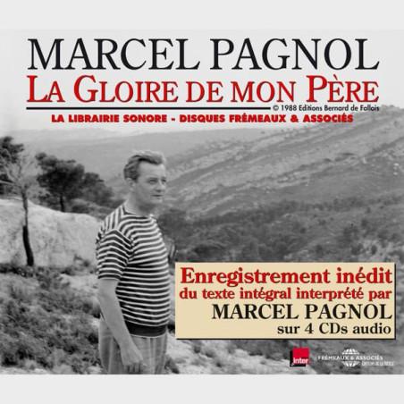 Livre audio - LA GLOIRE DE MON PERE - MARCEL PAGNOL