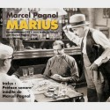 Livre audio - AVEC RAIMU, FRESNAY, ORANE DEMAZIS… ENREGISTREMENT DE 1931- MARCEL PAGNOL - MARIUS