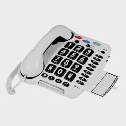 Téléphone à grosses touches