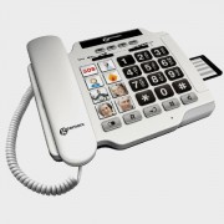 Téléphone grosses touches et photos