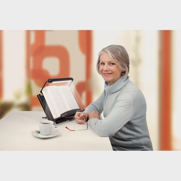 pupitre lecture lampe lumi re du jour cflou. Black Bedroom Furniture Sets. Home Design Ideas