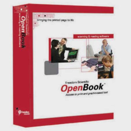 Logiciel de reconnaissance de caractères OPENBOOK Version 9