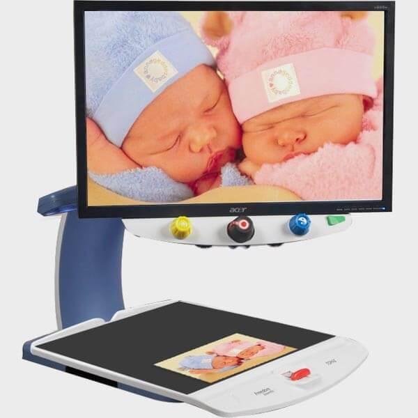 Téléagrandisseur Topaz XL HD