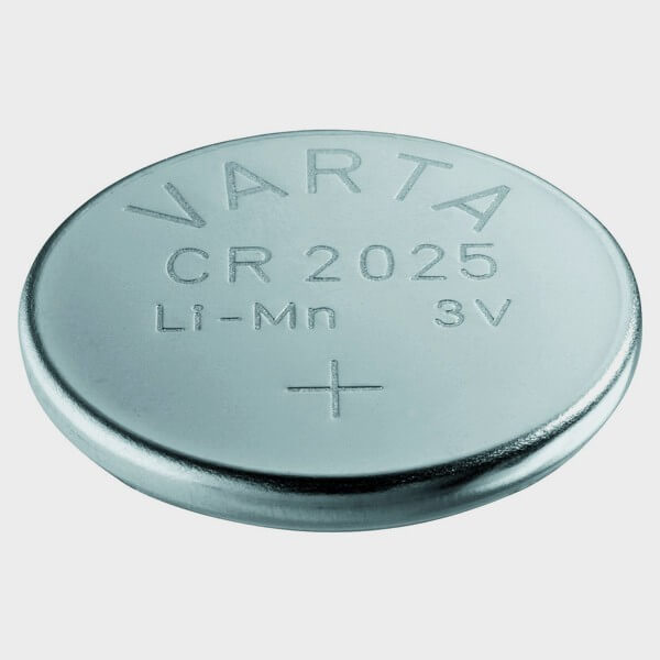 1 pile CR2025