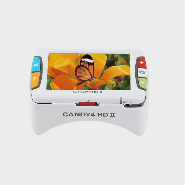 Loupe électronique Candy 4 HD II portable