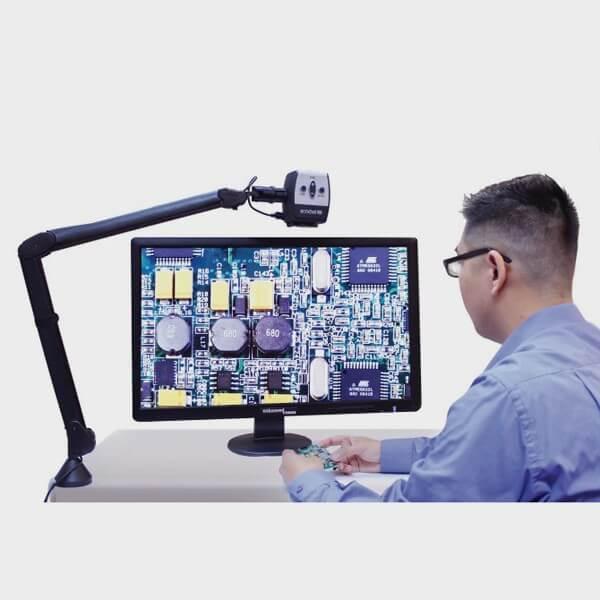 Video Agrandisseur Acrobat HD - DVI/HDMI pour malvoyant
