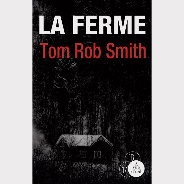 Livre gros caractères - La Ferme - Rob Smith Tom
