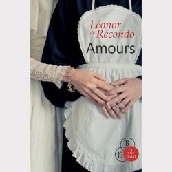 Livre gros caractères - Amours - Léonor de Récondo