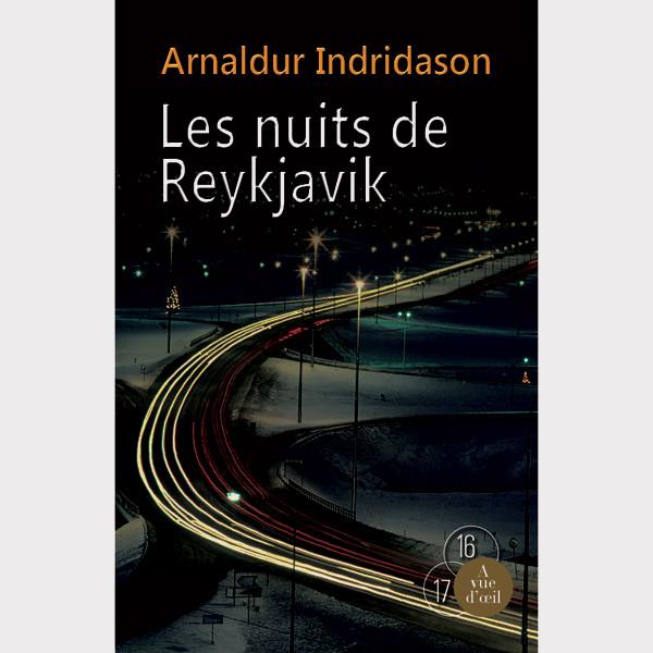 Livre gros caractères - Les Nuits de Reykjavik - Arnaldur Indridason