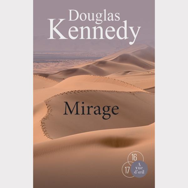 Livre gros caractères - Mirage - Douglas Kennedy