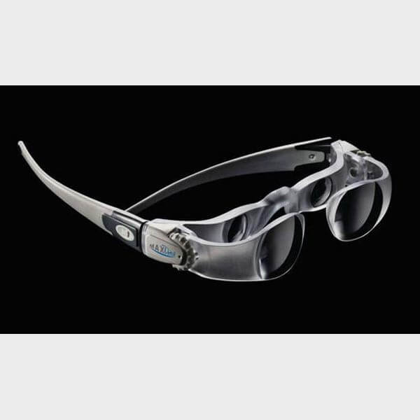 lunettes loupe travaux minutieux maxdetail 2x cflou. Black Bedroom Furniture Sets. Home Design Ideas
