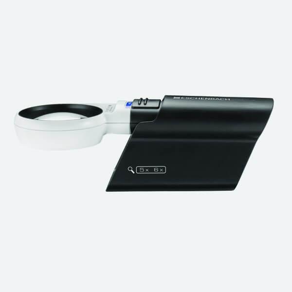 Socle pour Mobilux LED Eschenbach 5x avec loupe