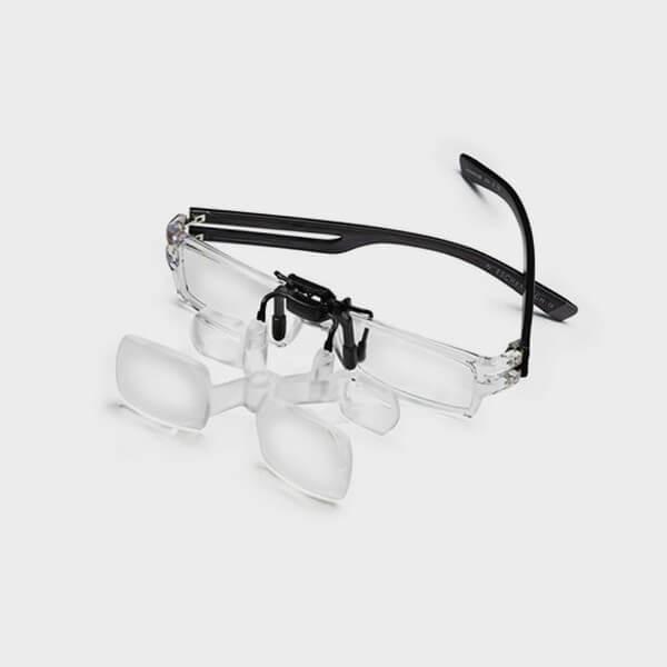 Sur-lunettes MaxDetail Clip