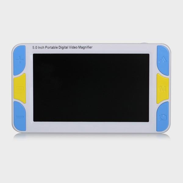 Loupe électronique portable haute définition 5 pouces