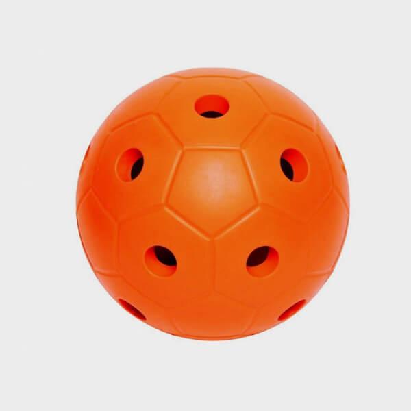 Ballon sonore orange