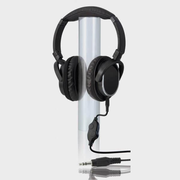 Casque d'écoute filaire Humantechnik