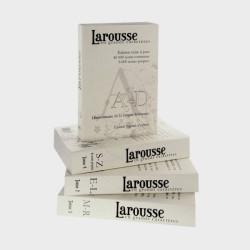 Dictionnaire Larousse Gros Caractères