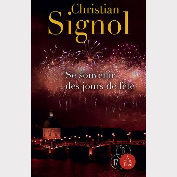 Livre gros caractères - Se souvenir des jours de fête - Signol Christian