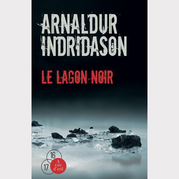 Livre gros caractères - Le Lagon noir - Indridason Arnaldur
