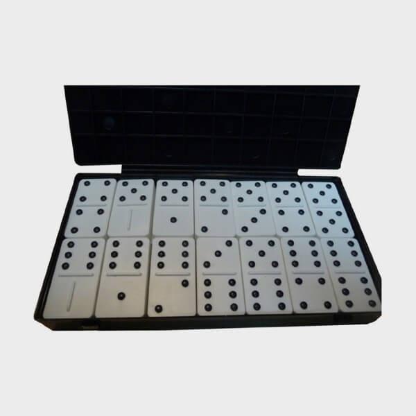 Domino avec repères tactiles
