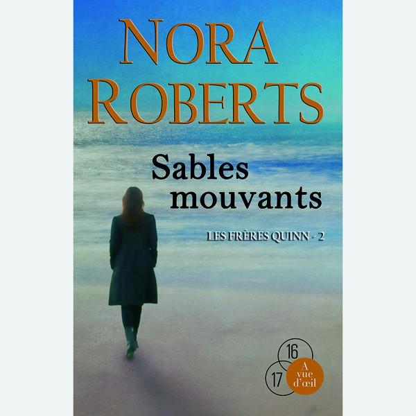 Livre gros caractères - Les Frères Quinn 2 – Sables mouvants - Roberts Nora