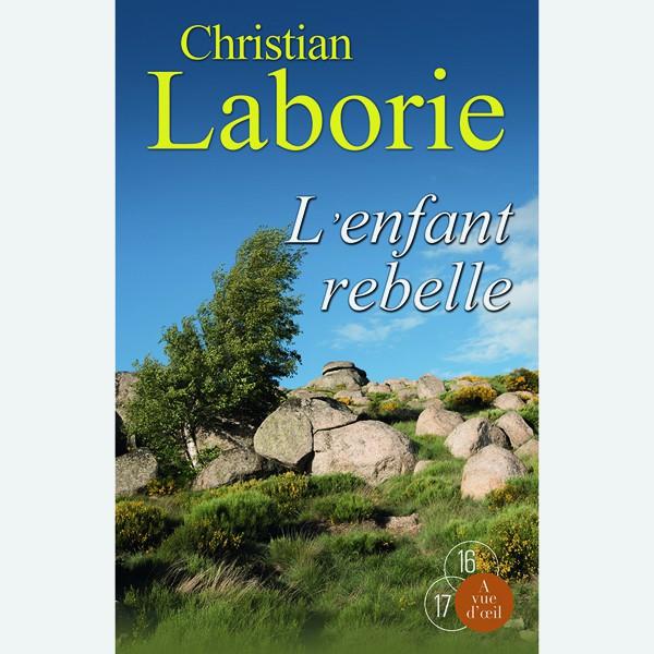 Livre gros caractères - L'Enfant rebelle – 2 volumes - Laborie Christian