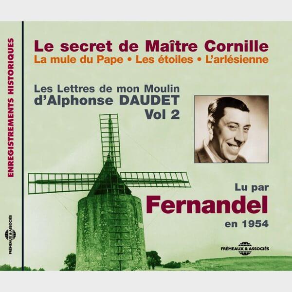 Livre audio - LES LETTRES DE MON MOULIN VOL 1 - ALPHONSE DAUDET
