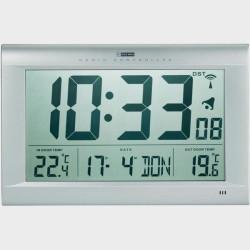 Horloge numérique géante