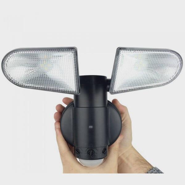 Lampe murale détecteur de mouvements