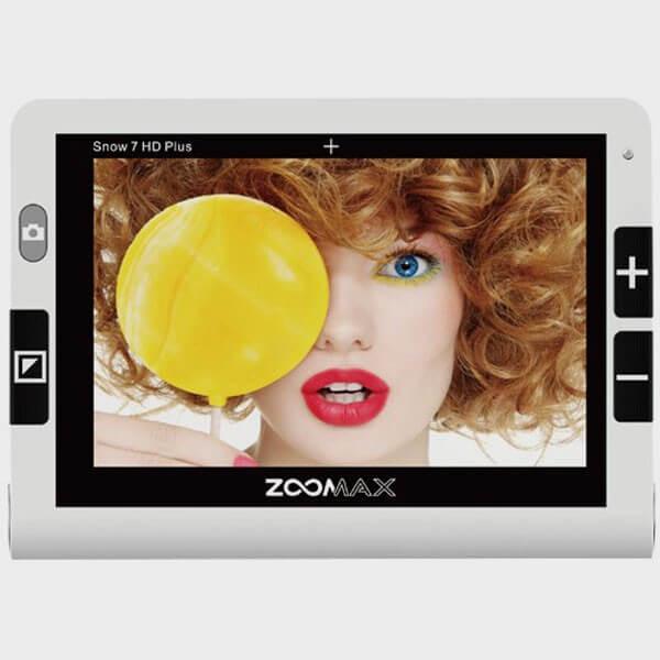 Loupe électronique Zoomax Snow 7 HD Plus