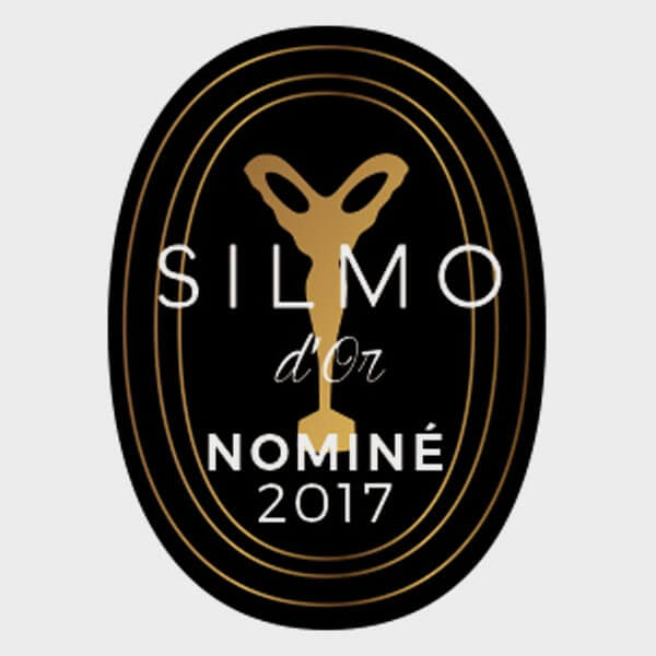 Nomination SILMO OR 2017 ZOOMAX SNOW 7 HD PLUS