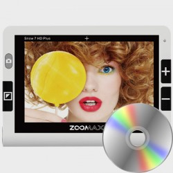 Logiciel OCR Zoomax Snow 7 HD Plus