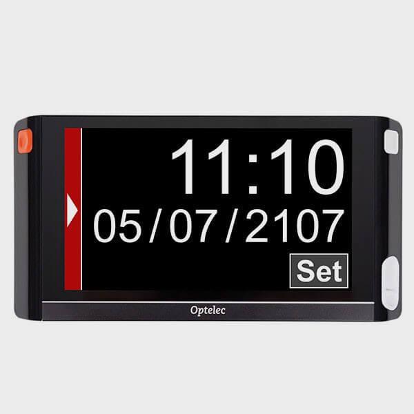 Loupe numerique malvoyant Compact 6 HD